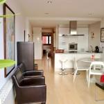 Salón Apartamento 1B