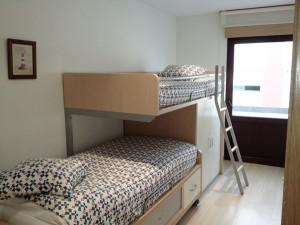 Dormitorio Doble Apartamento 1B