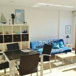 Salón Apartamento 1A