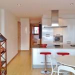Cocina Apartamento 2B
