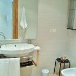 Baño Apartamento 2B