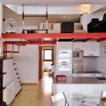 Cocina Apartamento 3B