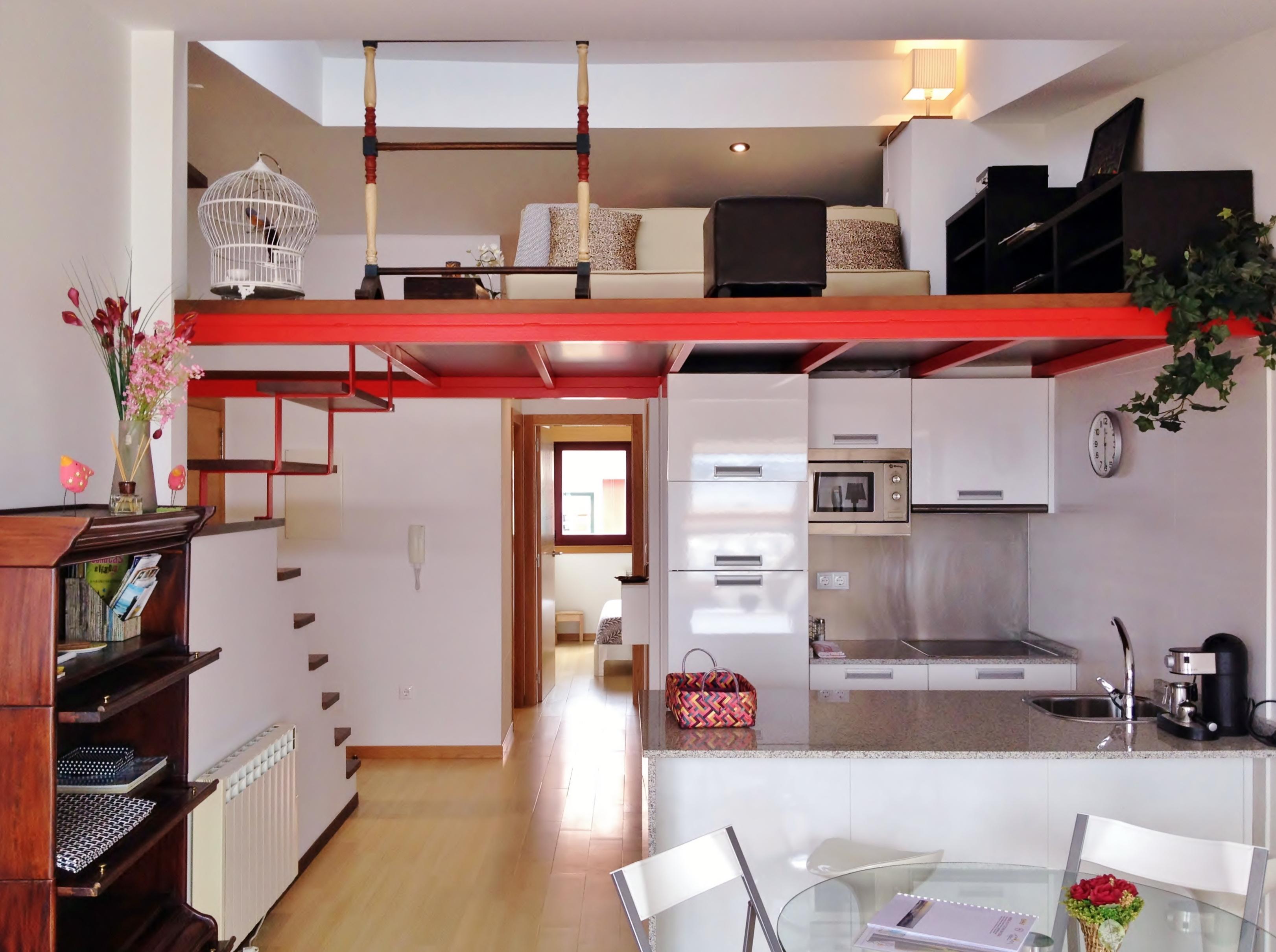 Apartamento 3b Apartamentos Puerto Basella Vilanova De: apartamentos con altillo