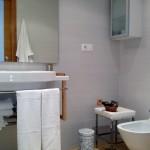 Baño Apartamento 3B